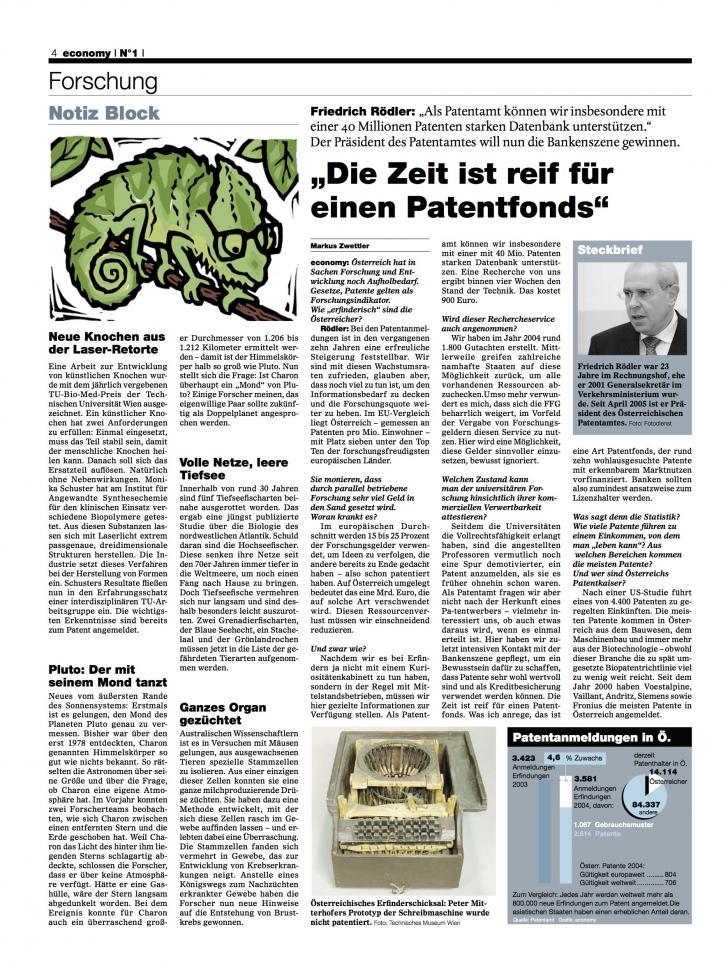 Heft Ausgabe Nr. 01 - Seite 4