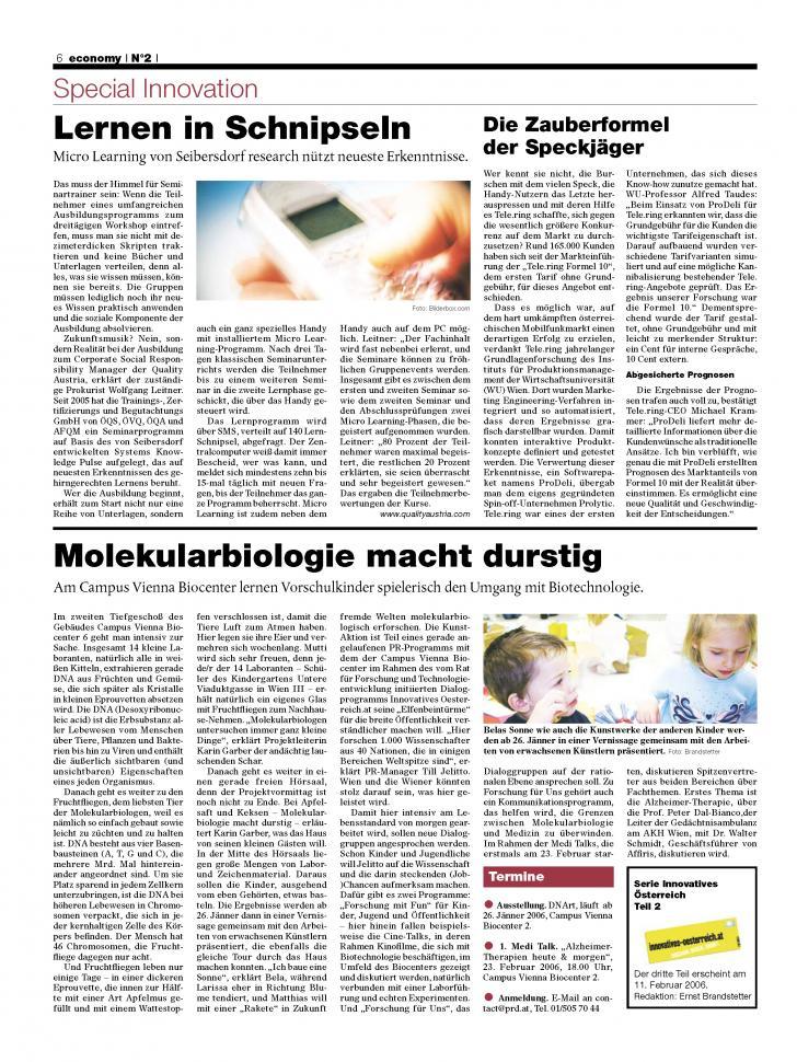 Heft Ausgabe Nr. 02 - Seite 6