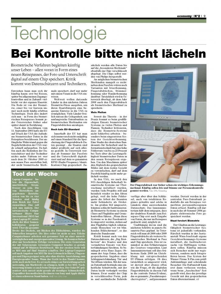 Heft Ausgabe Nr. 02 - Seite 9