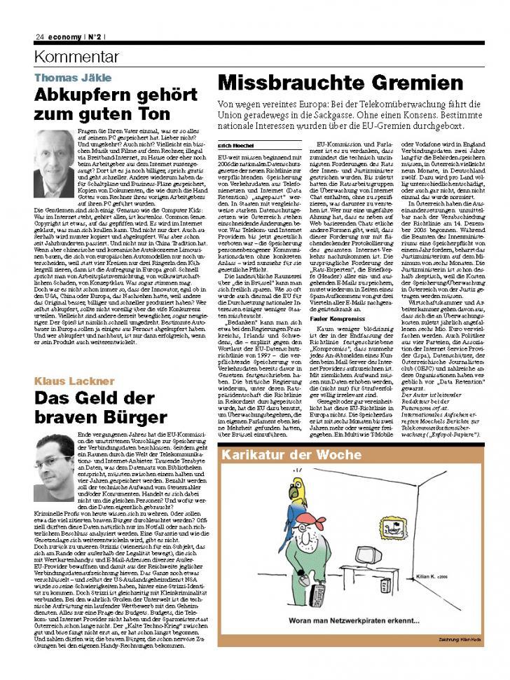 Heft Ausgabe Nr. 02 - Seite 24