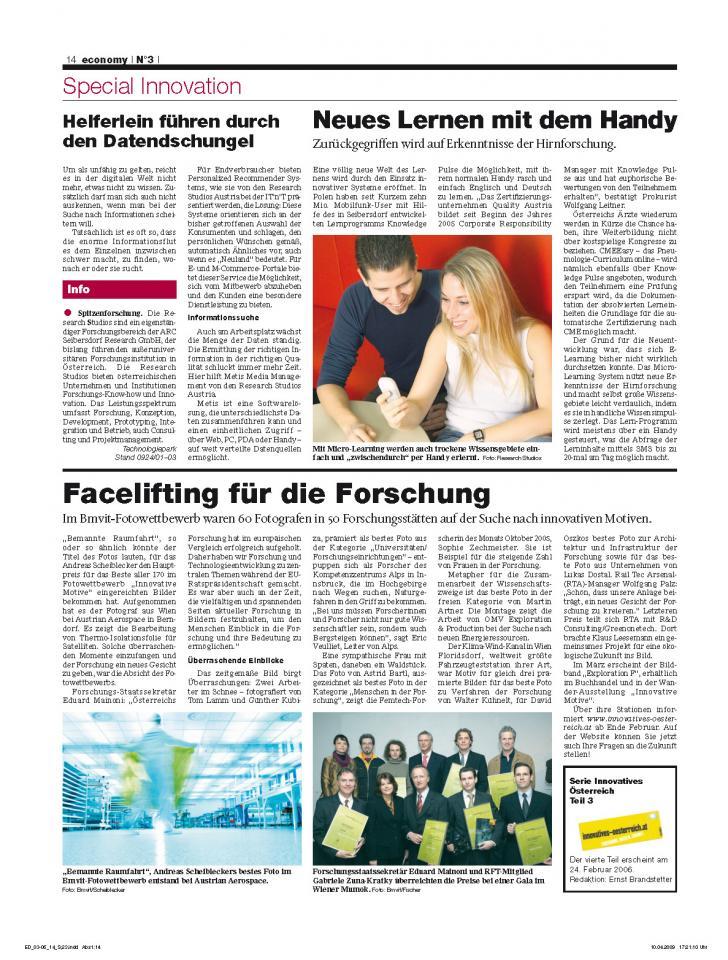 Heft Ausgabe Nr. 03 - Seite 14