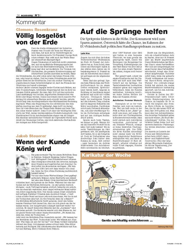 Heft Ausgabe Nr. 03 - Seite 24