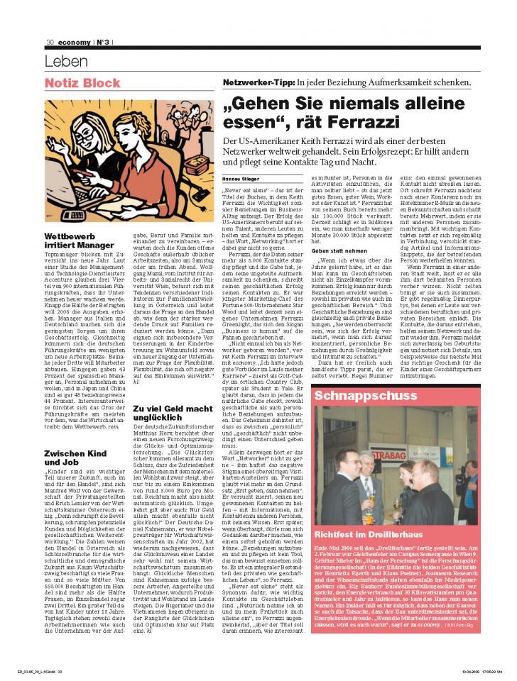 Heft Ausgabe Nr. 03 - Seite 30
