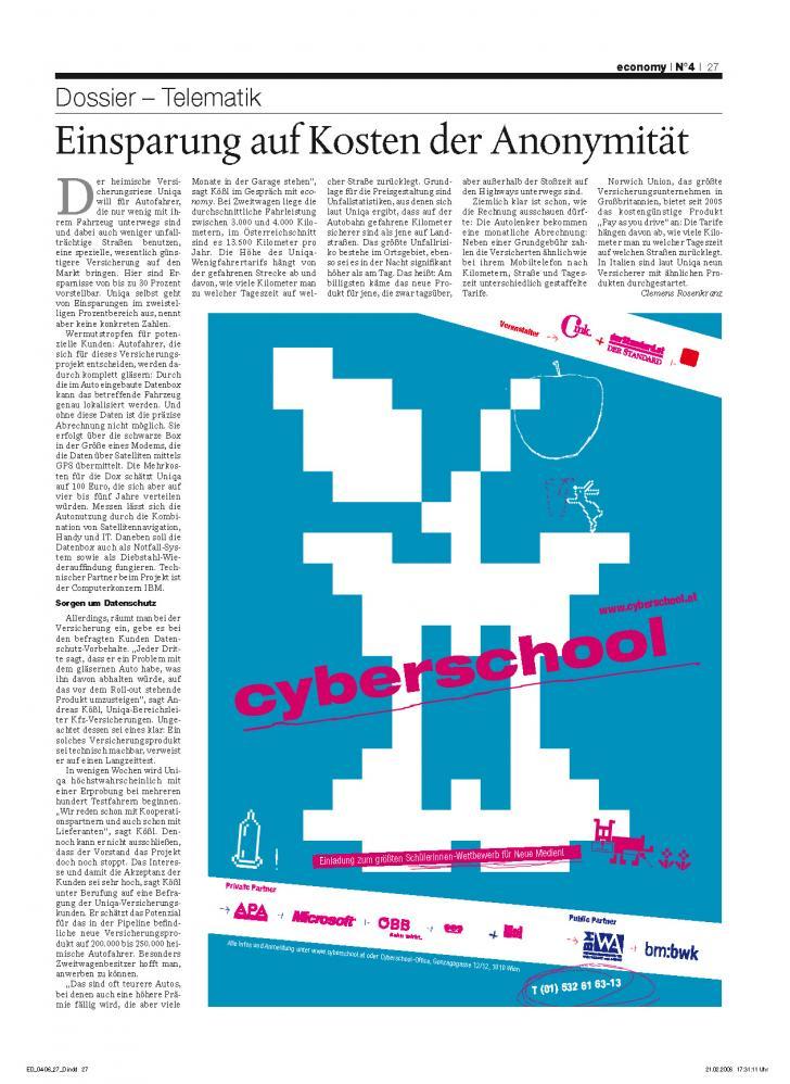Heft Ausgabe Nr. 04 - Seite 27