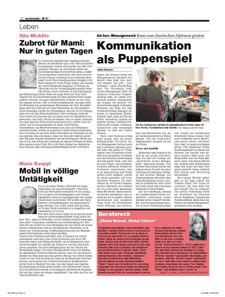 Heft Ausgabe Nr. 04 - Seite 32