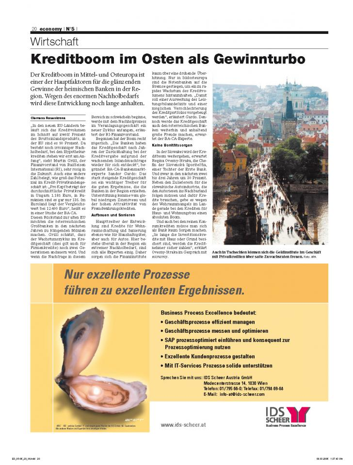 Heft Ausgabe Nr. 05 - Seite 20