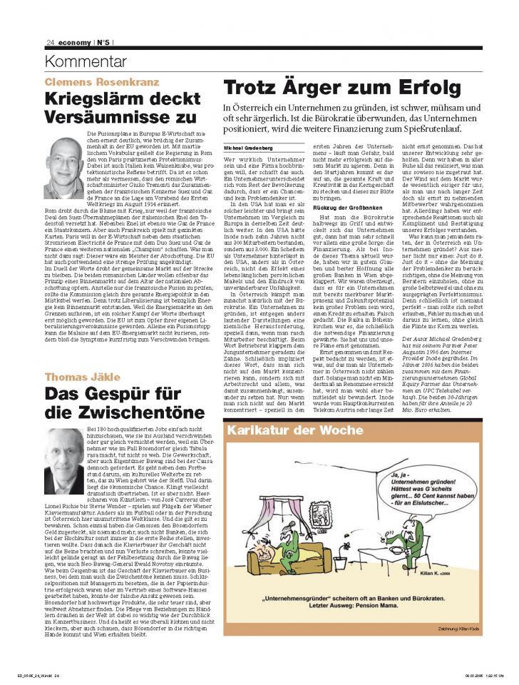 Heft Ausgabe Nr. 05 - Seite 24