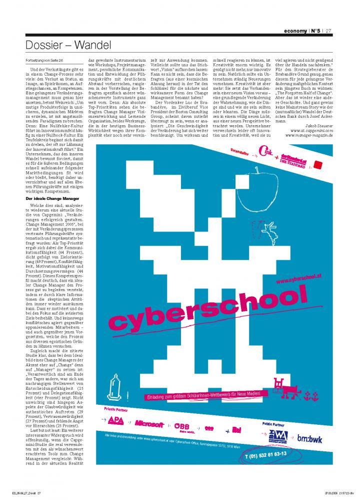 Heft Ausgabe Nr. 05 - Seite 27