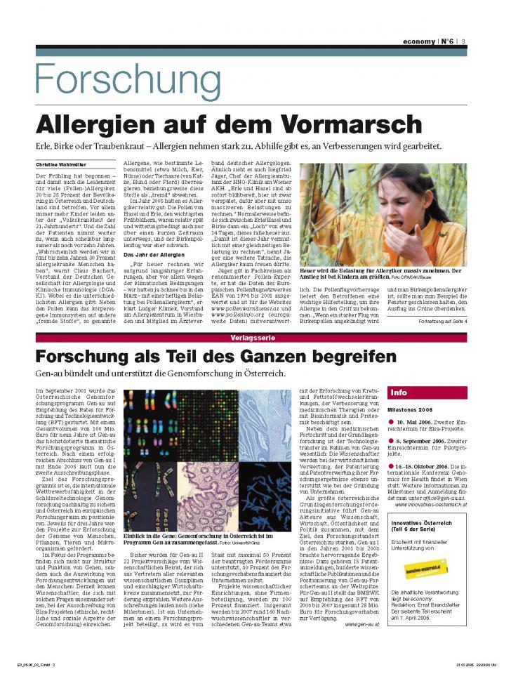 Heft Ausgabe Nr. 06 - Seite 3