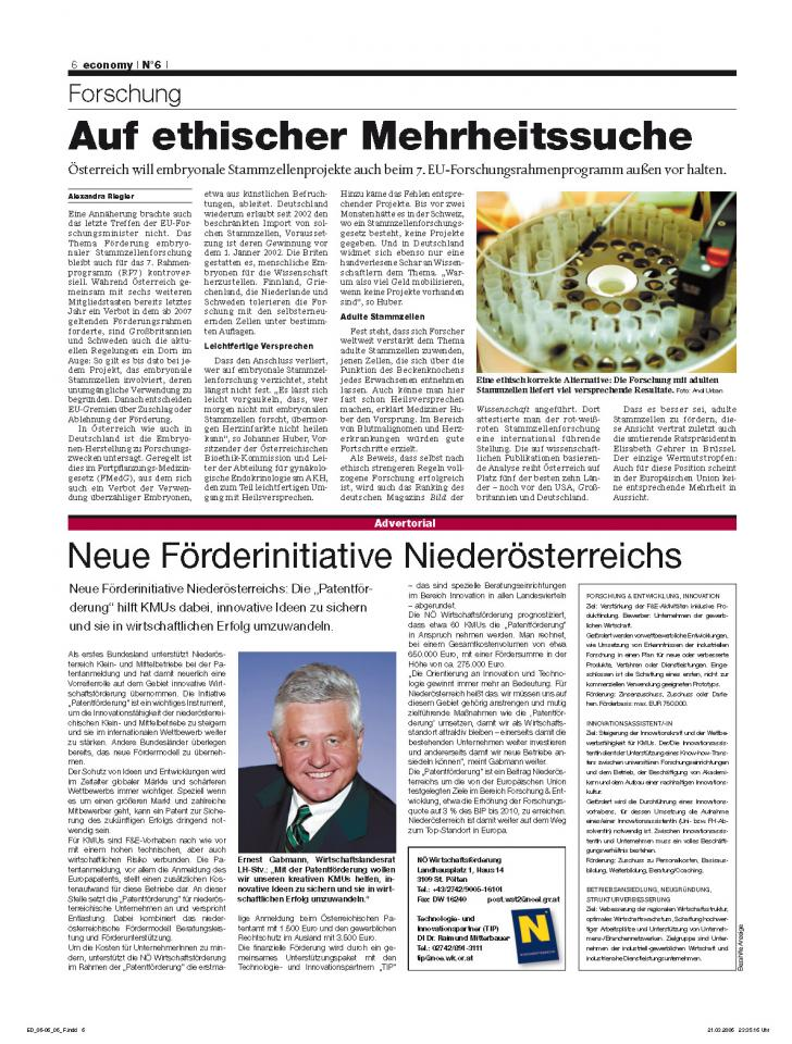 Heft Ausgabe Nr. 06 - Seite 6