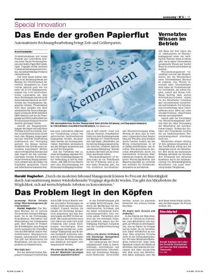 Heft Ausgabe Nr. 06 - Seite 15