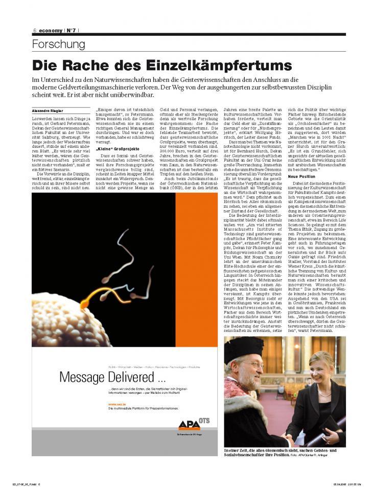 Heft Ausgabe Nr. 07 - Seite 6
