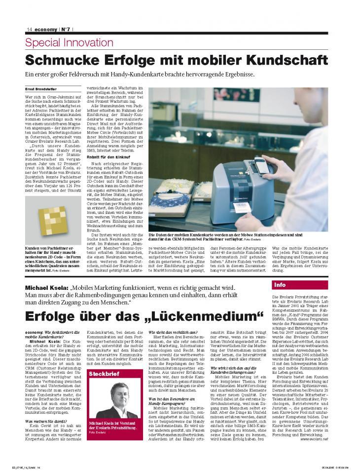 Heft Ausgabe Nr. 07 - Seite 14