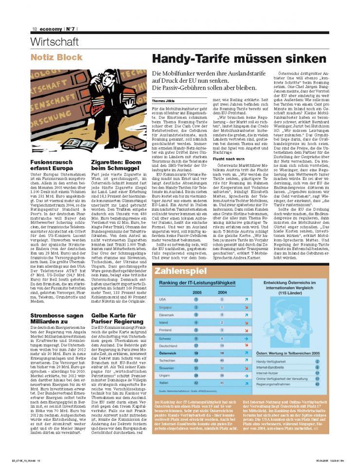 Heft Ausgabe Nr. 07 - Seite 18