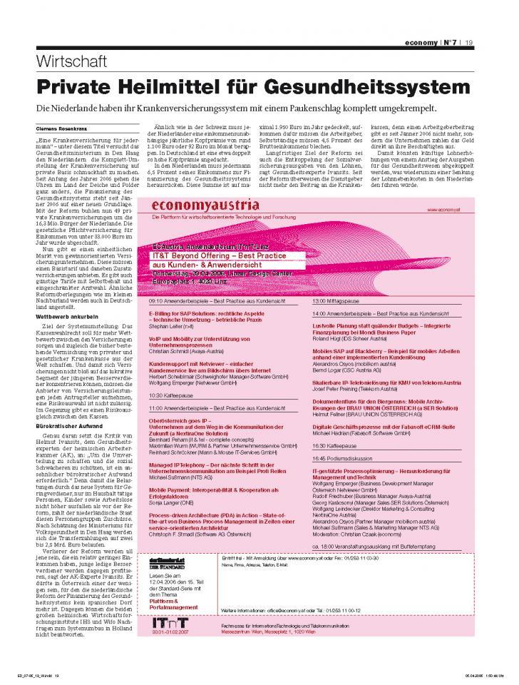 Heft Ausgabe Nr. 07 - Seite 19