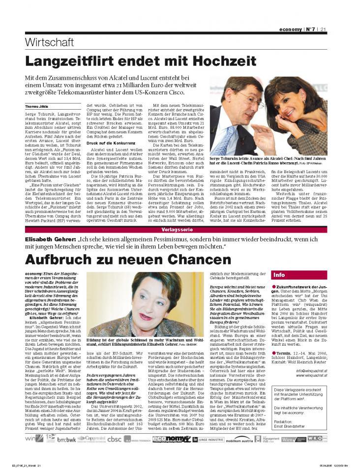 Heft Ausgabe Nr. 07 - Seite 21