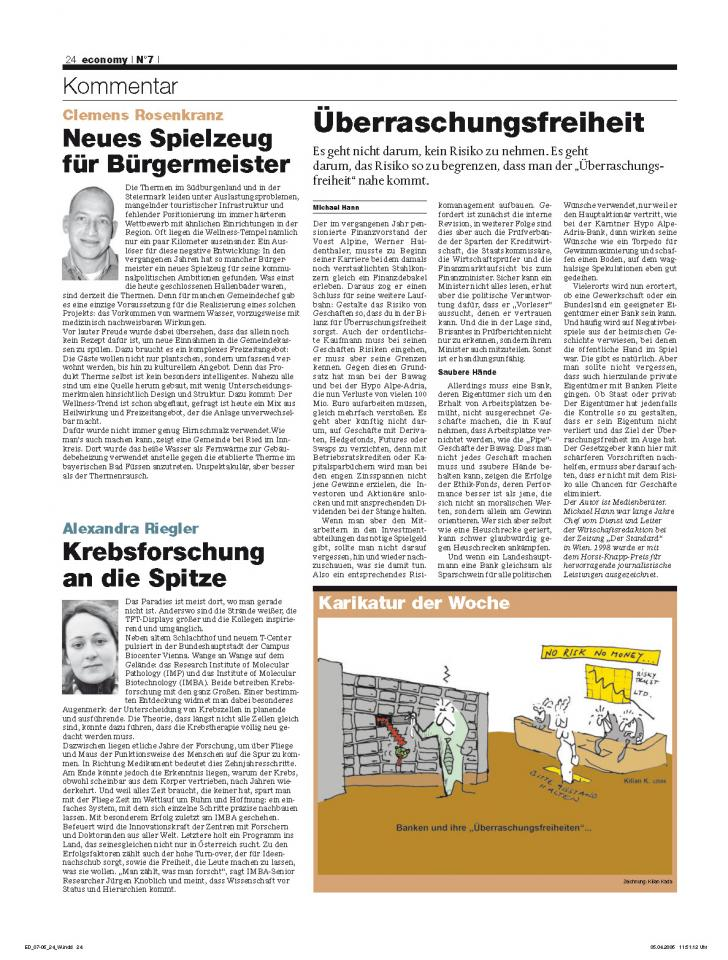 Heft Ausgabe Nr. 07 - Seite 24