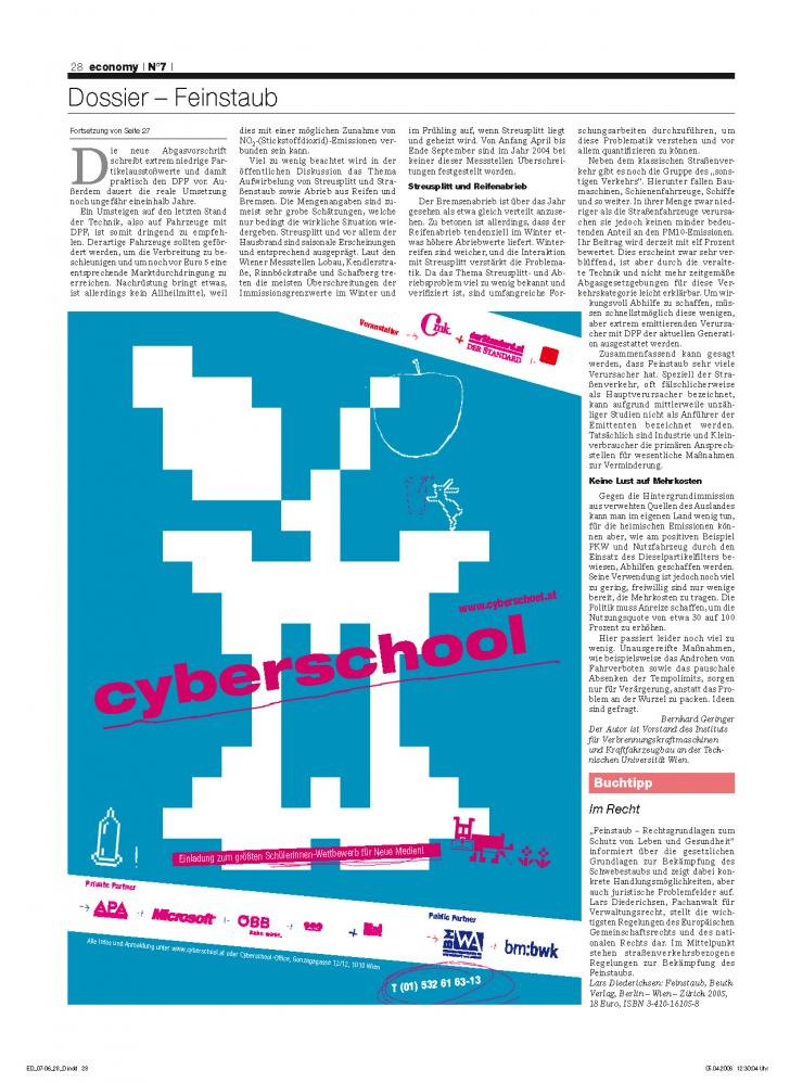 Heft Ausgabe Nr. 07 - Seite 28