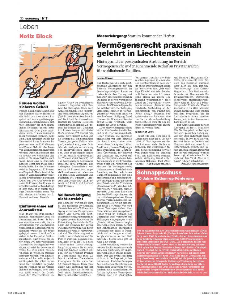 Heft Ausgabe Nr. 07 - Seite 30