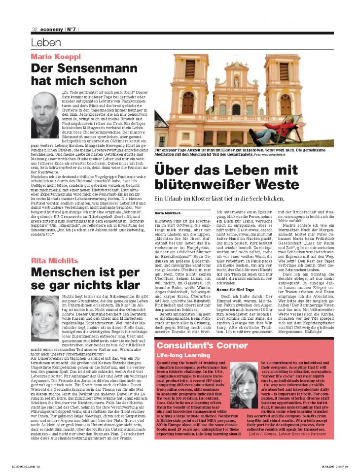 Heft Ausgabe Nr. 07 - Seite 32