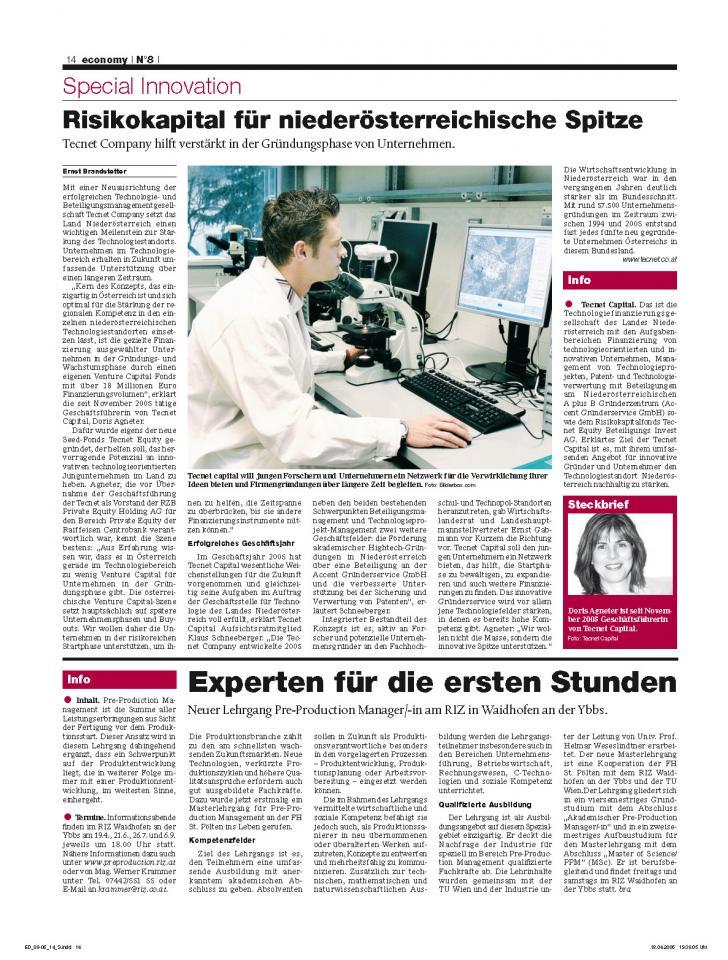 Heft Ausgabe Nr. 08 - Seite 14