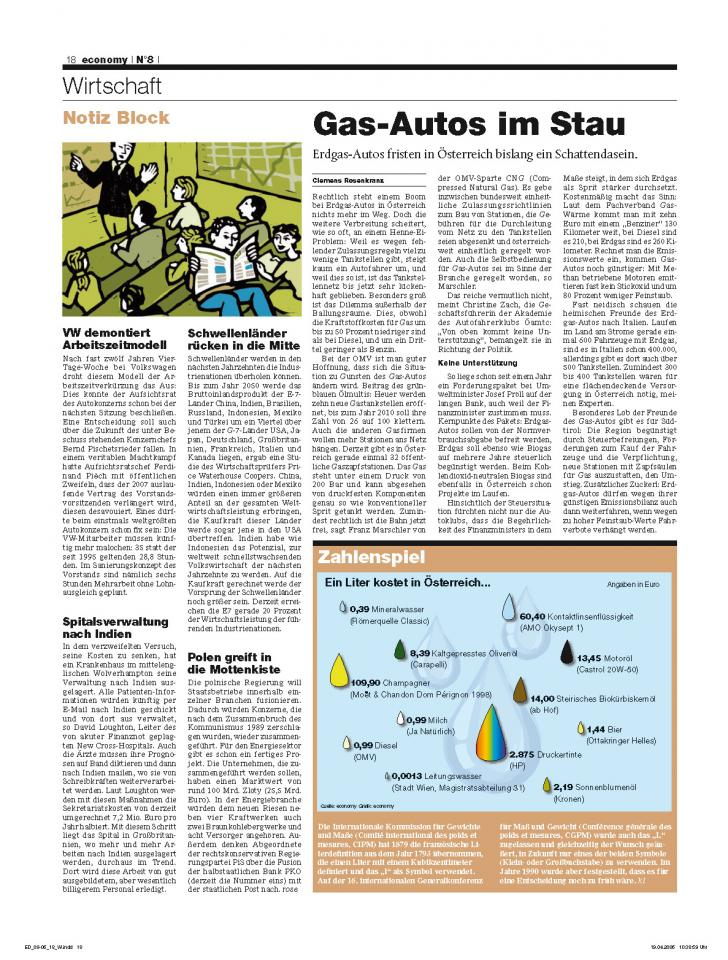 Heft Ausgabe Nr. 08 - Seite 18