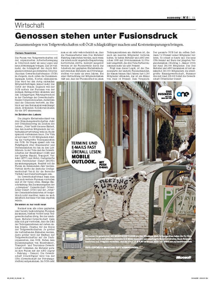 Heft Ausgabe Nr. 08 - Seite 19