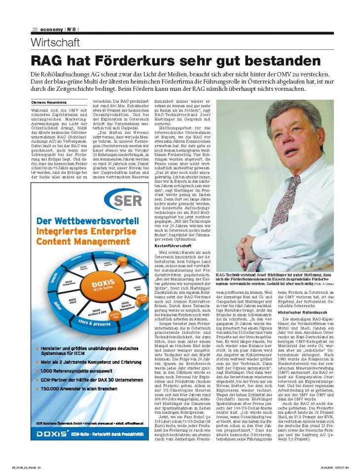 Heft Ausgabe Nr. 08 - Seite 20