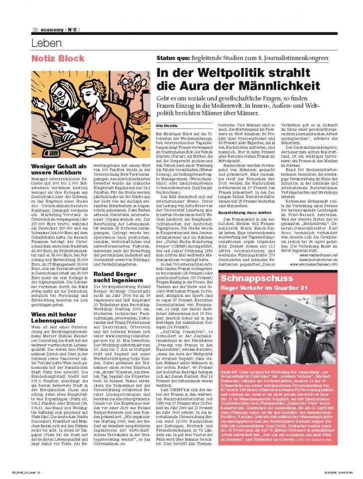 Heft Ausgabe Nr. 08 - Seite 30