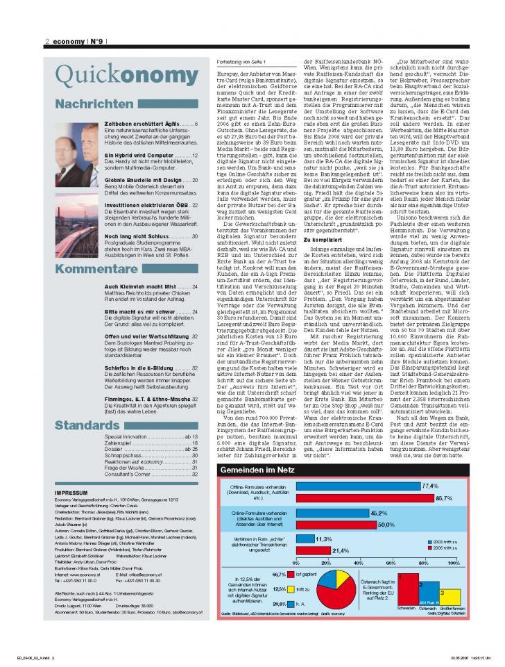 Heft Ausgabe Nr. 09 - Seite 2