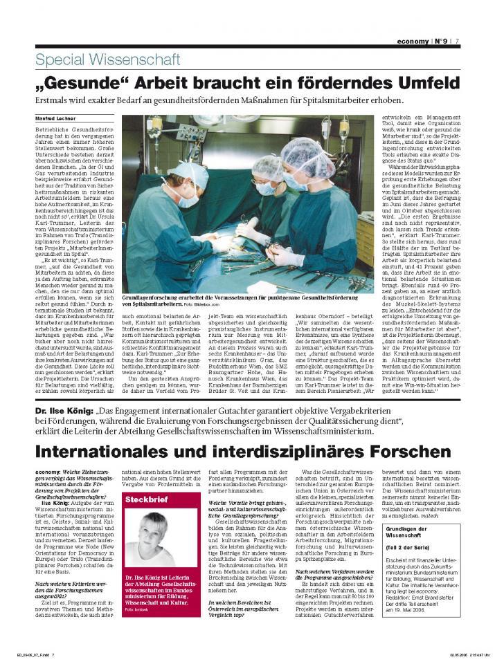 Heft Ausgabe Nr. 09 - Seite 7
