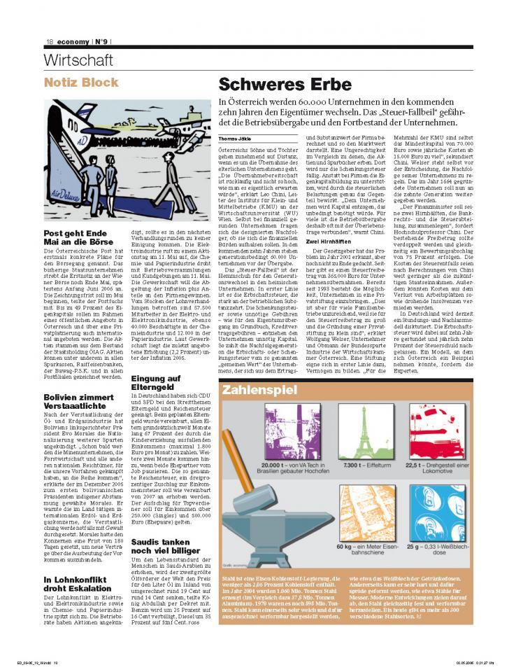 Heft Ausgabe Nr. 09 - Seite 18