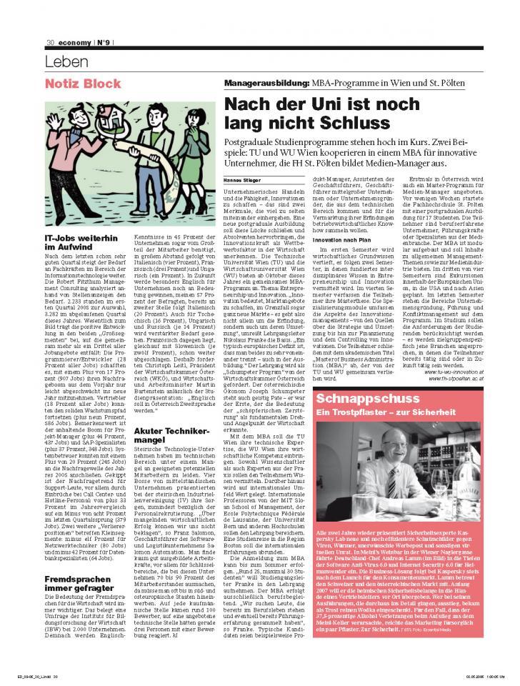 Heft Ausgabe Nr. 09 - Seite 30