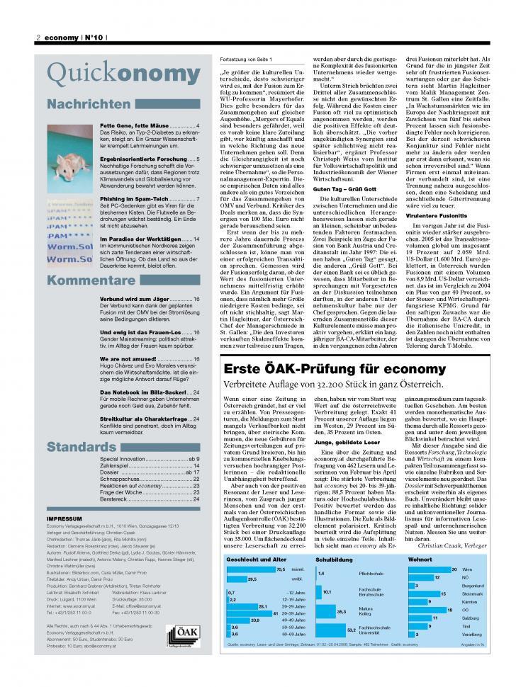 Heft Ausgabe Nr. 10 - Seite 2
