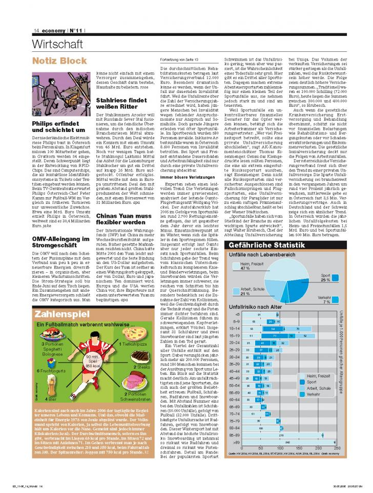 Heft Ausgabe Nr. 11 - Seite 14