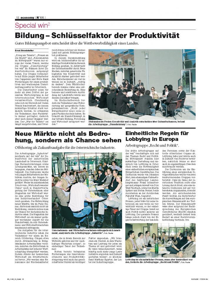 Heft Ausgabe Nr. 11 - Seite 18