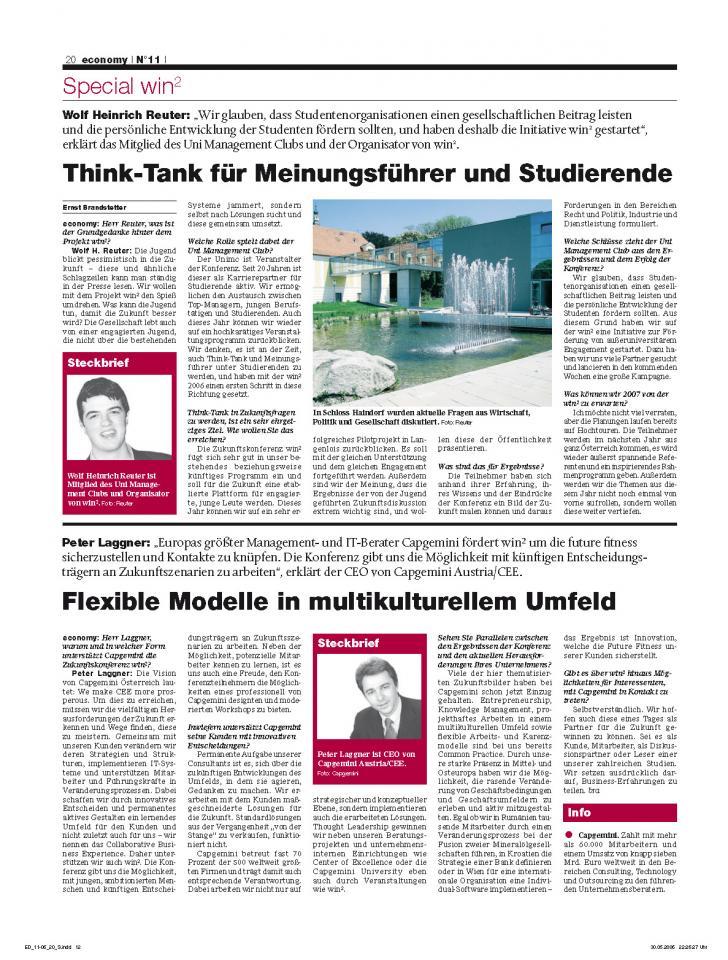 Heft Ausgabe Nr. 11 - Seite 20