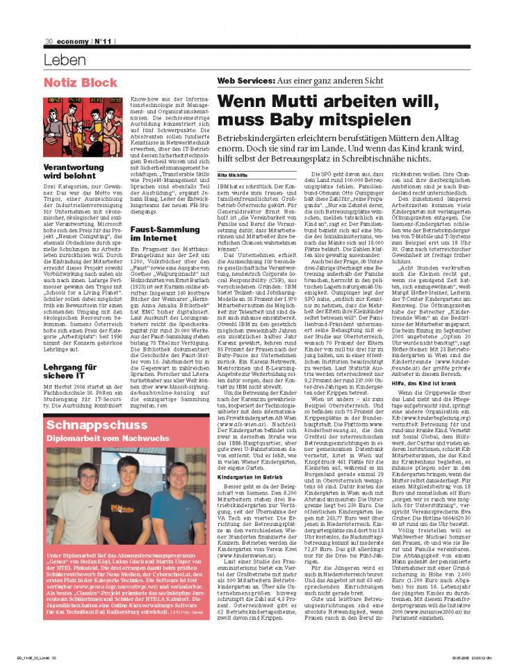 Heft Ausgabe Nr. 11 - Seite 30