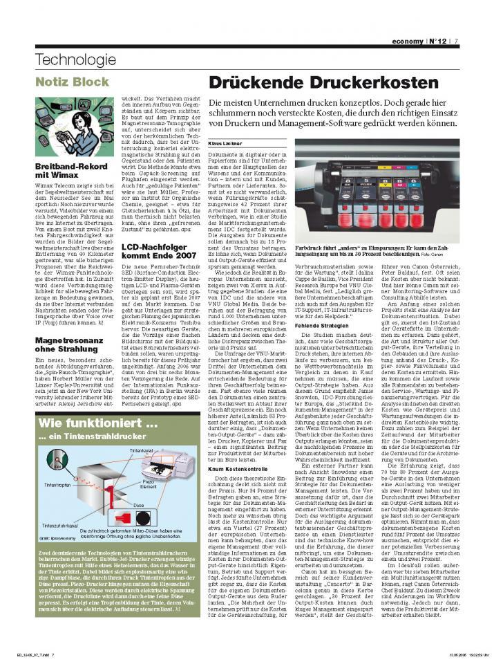 Heft Ausgabe Nr. 12 - Seite 7