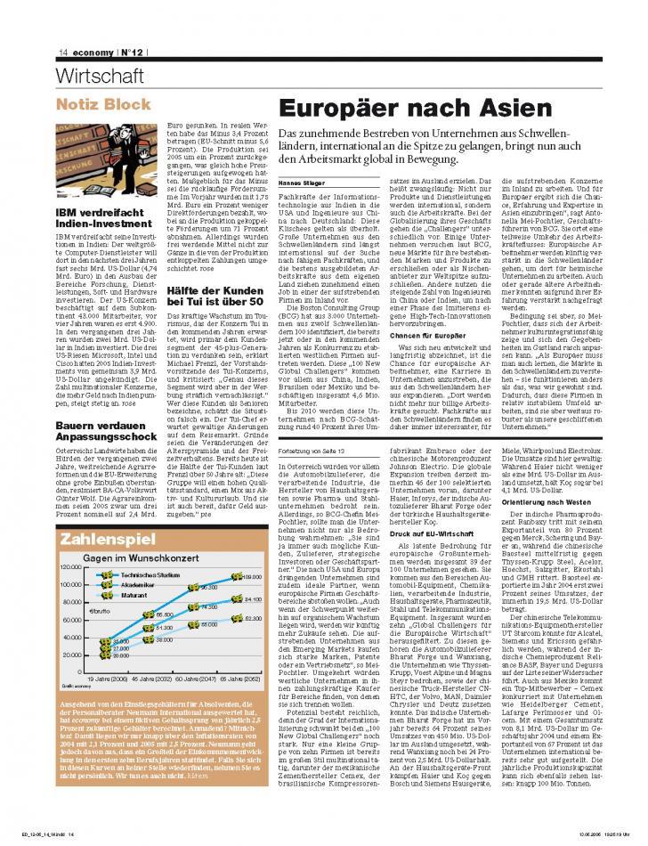Heft Ausgabe Nr. 12 - Seite 14