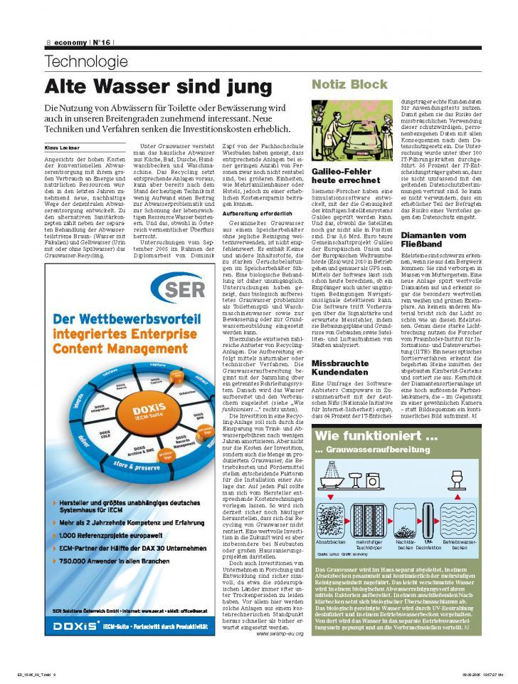 Heft Ausgabe Nr. 16 - Seite 8