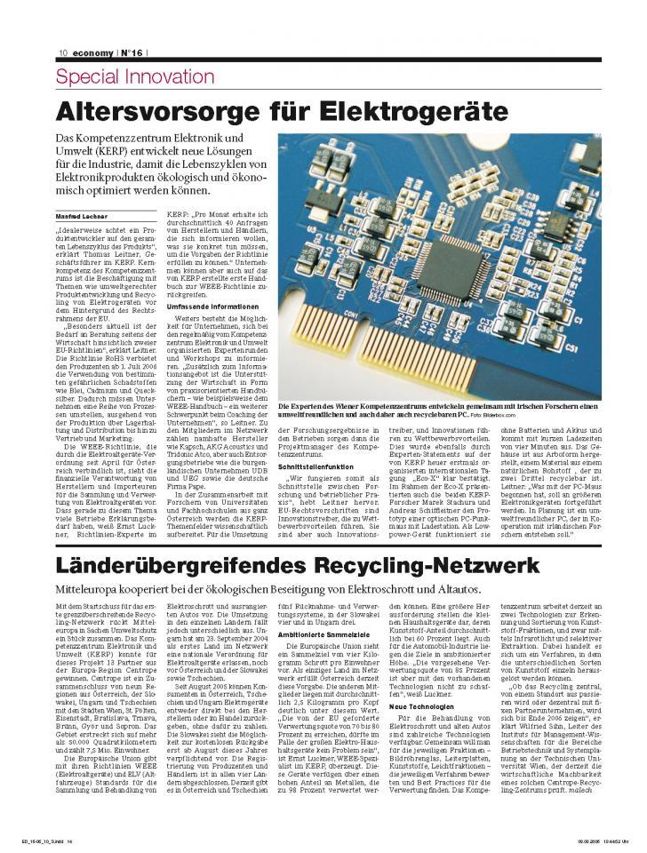 Heft Ausgabe Nr. 16 - Seite 10