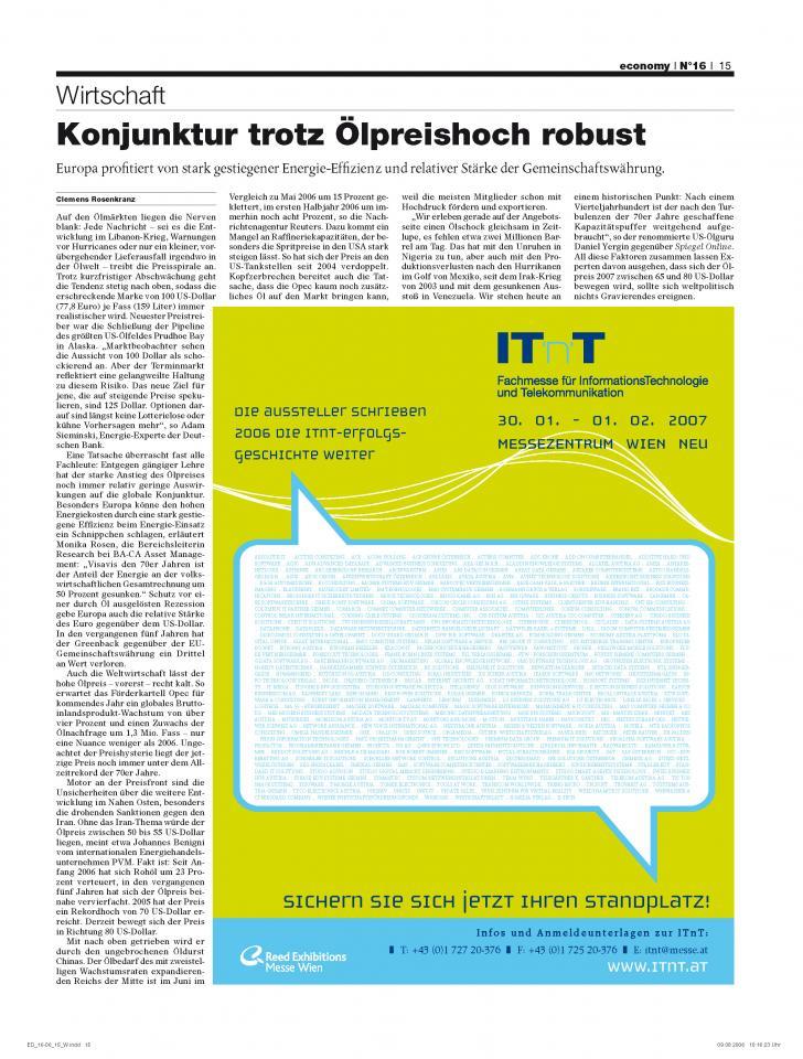 Heft Ausgabe Nr. 16 - Seite 15