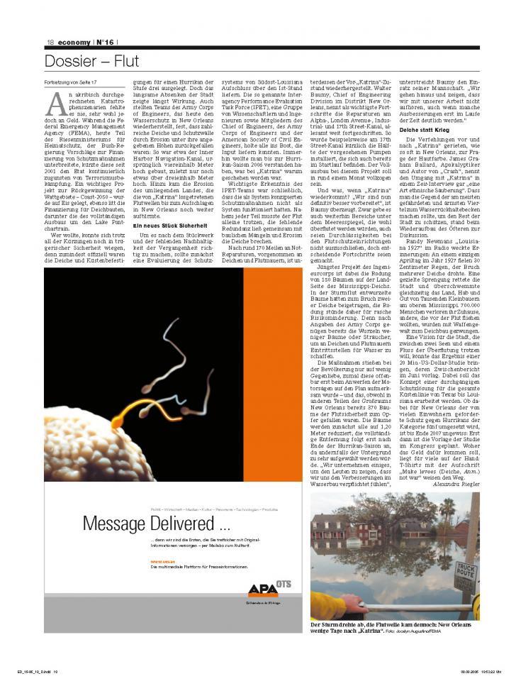 Heft Ausgabe Nr. 16 - Seite 18