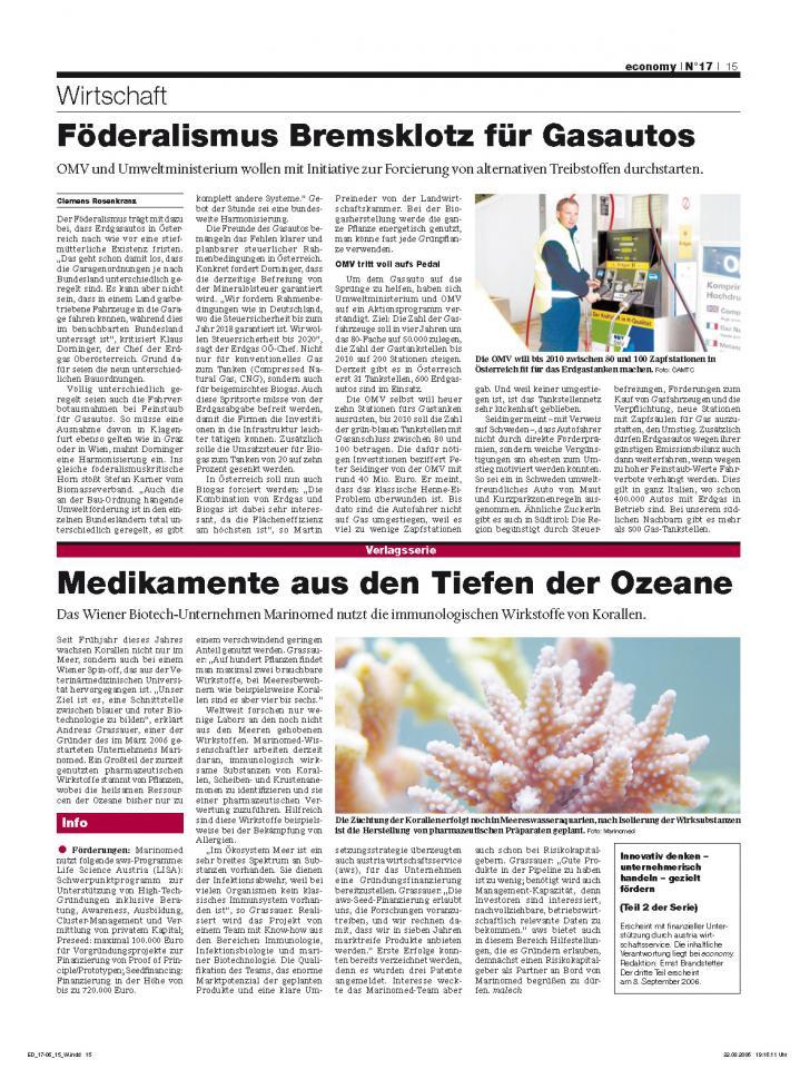 Heft Ausgabe Nr. 17 - Seite 15
