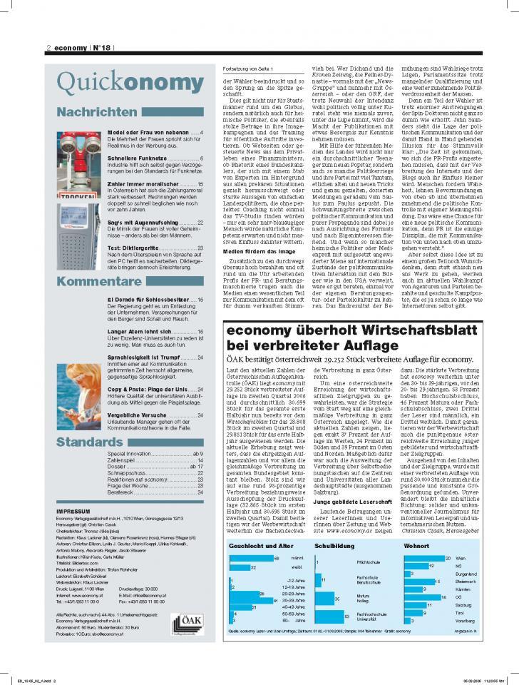 Heft Ausgabe Nr. 18 - Seite 2