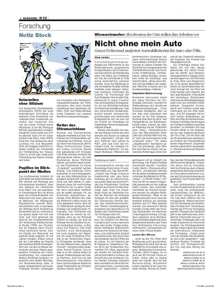 Heft Ausgabe Nr. 22 - Seite 4