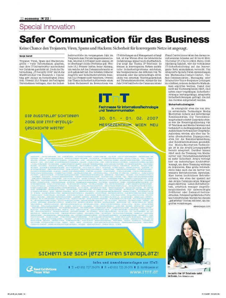 Heft Ausgabe Nr. 22 - Seite 22