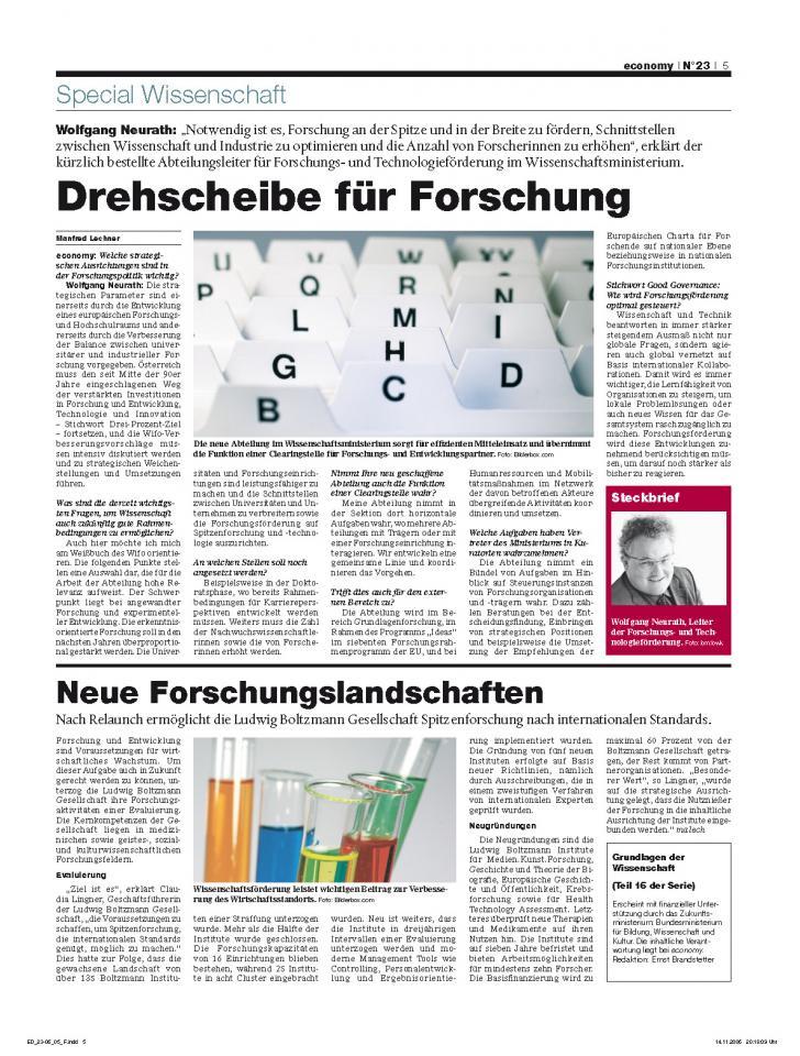 Heft Ausgabe Nr. 23 - Seite 5