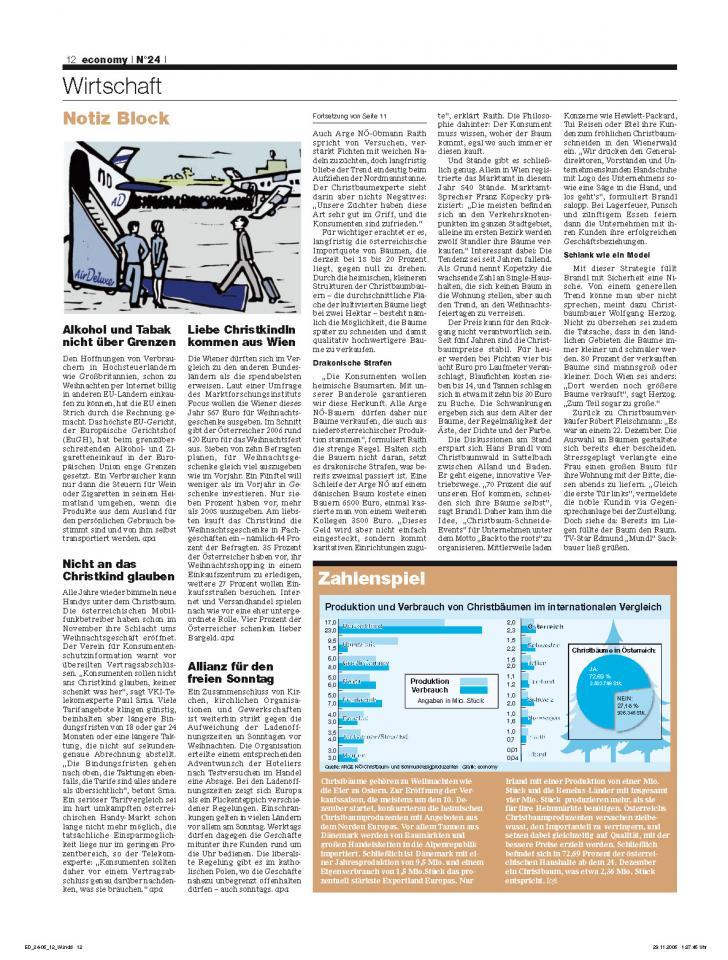 Heft Ausgabe Nr. 24 - Seite 12